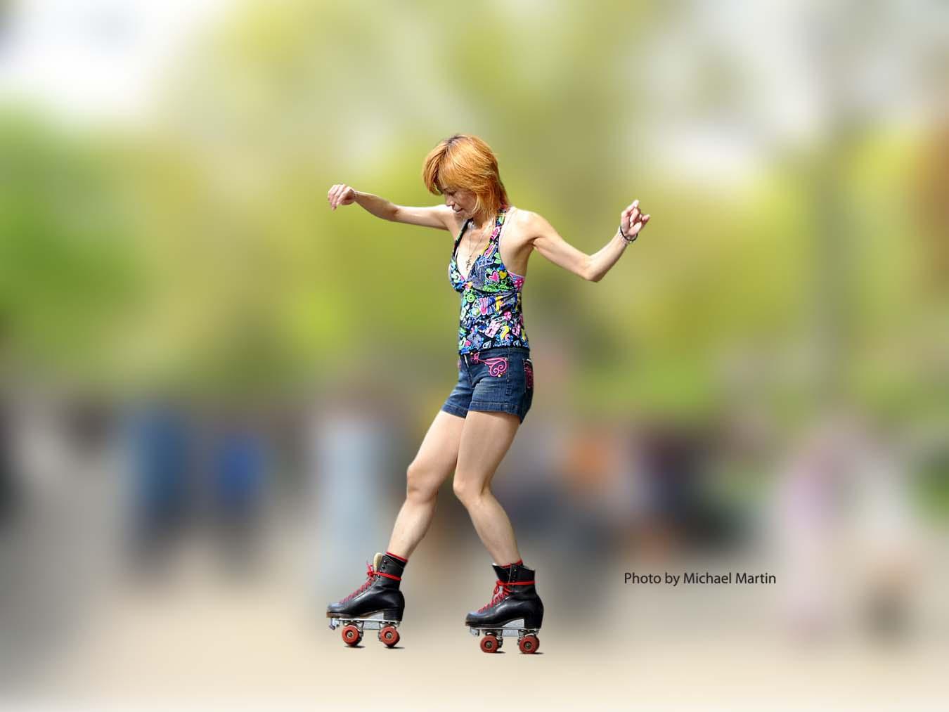 Roller skates dance - Roller Skates Dance 31