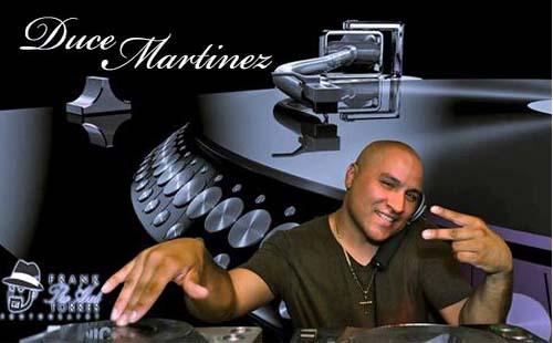 DJ Duce Martinez